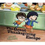 The Great Thanksgiving Escape (Ages:5-8)