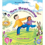 A New Beginning: Celebrating the Spring Equinox (Ages:6-9)