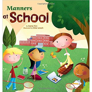 Manners at School (Ages:4-8)