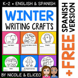 Winter Writing Prompt Crafts