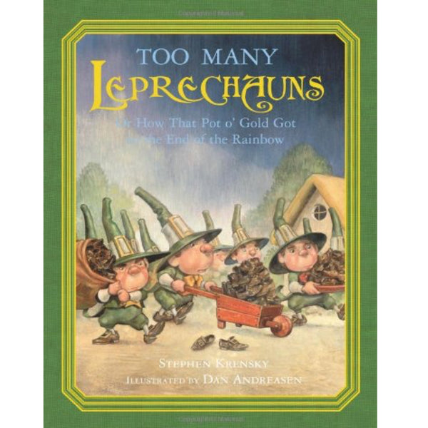 Too Many Leprechauns (Ages:4-6)