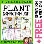 Plant Activities Nonfiction Unit