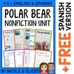 Polar Bear Activities Nonfiction Unit