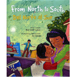 From North to South (Ages:5-8)