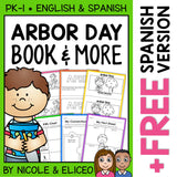 Arbor Day Activities and Book