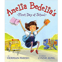 Amelia Bedelia's First Day of School (Ages:4-8)