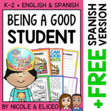 Character Education Good Student Activities