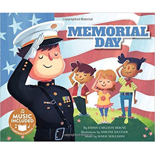 Memorial Day (Ages:5-7)