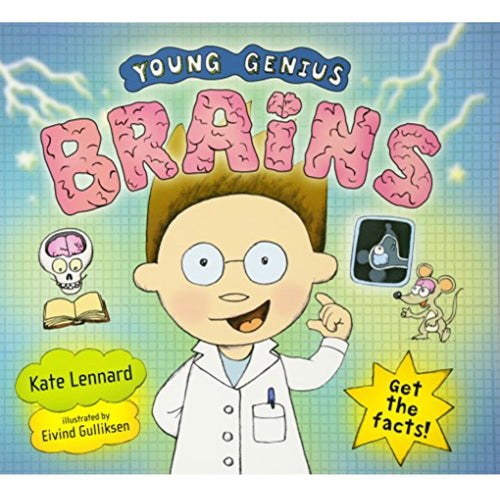 Young Genius: Brains (Ages:5-8)