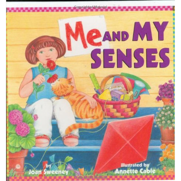 Me and My Senses (Ages:5-8)