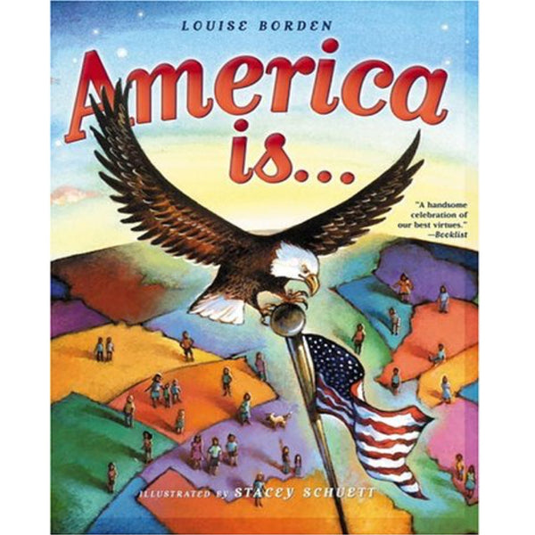 America Is... (Ages:6-9)