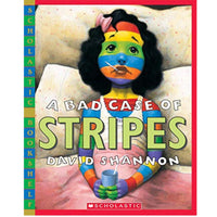 A Bad Case of Stripes (Ages:4-8)