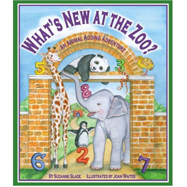 What's New at the Zoo? (Ages:5-8)