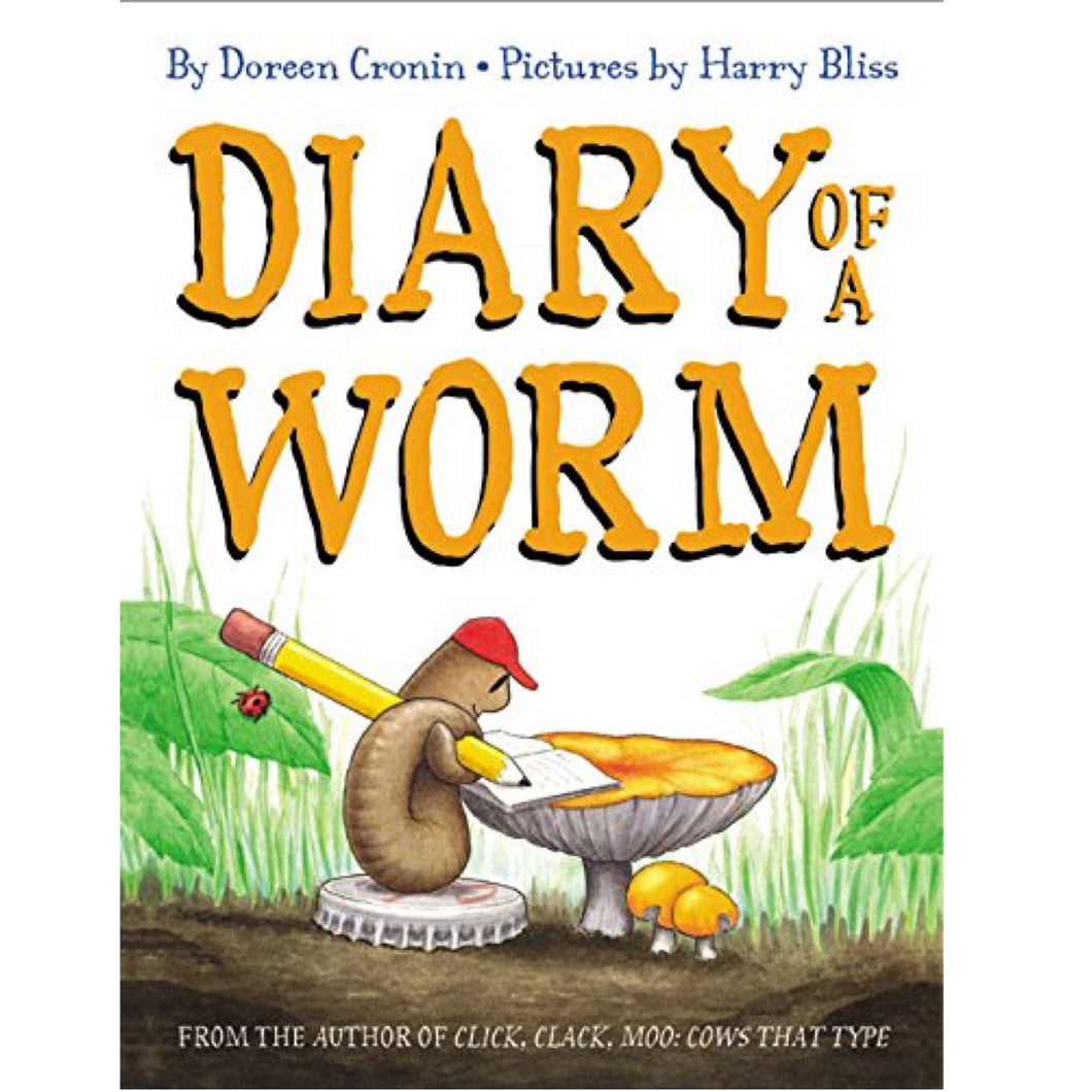 Diary of a Worm (Ages:4-8)