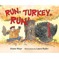 Run, Turkey, Run! (Ages:4-7)