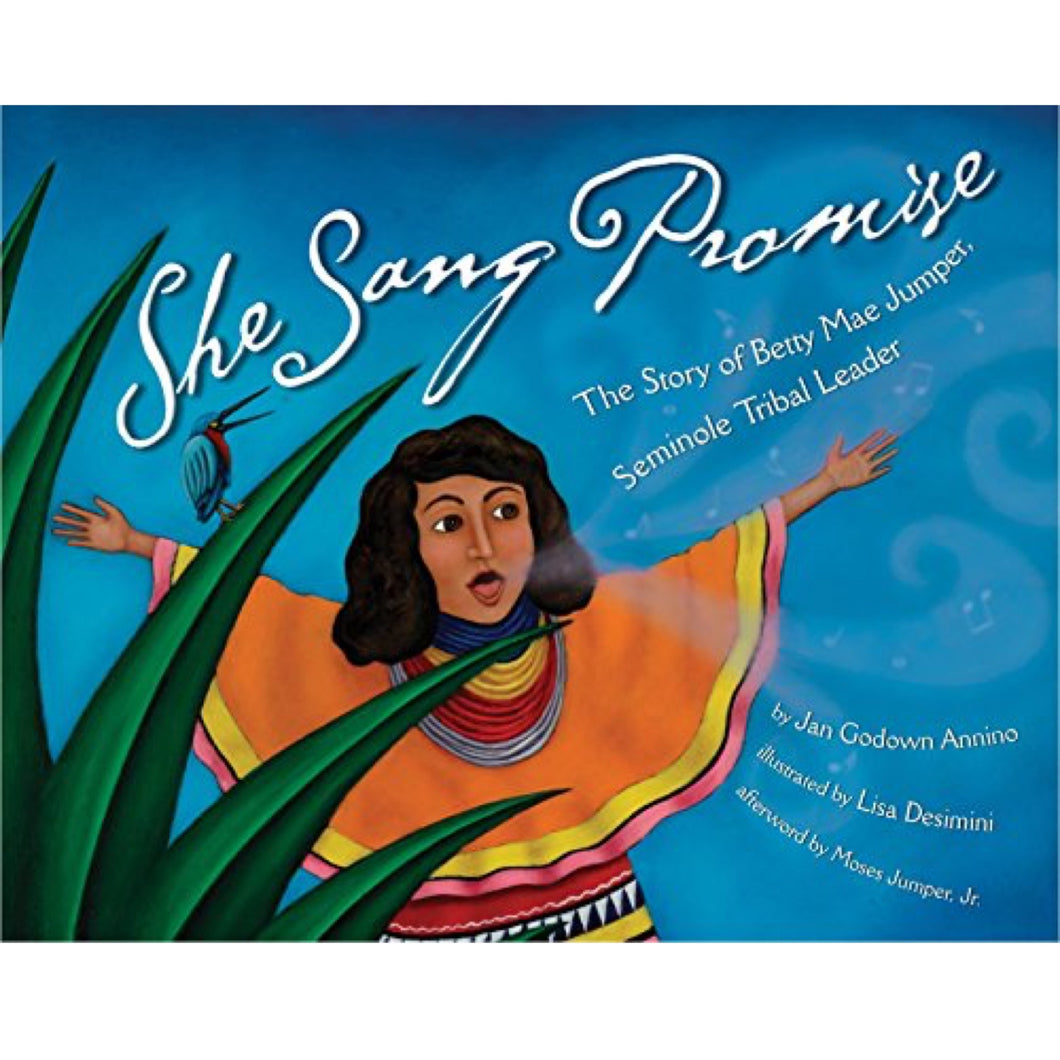 She Sang Promise (Ages:6-9)