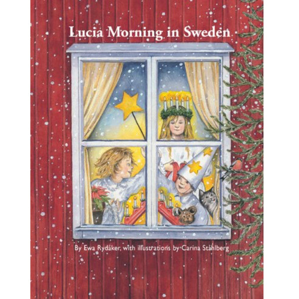 Lucia Morning in Sweden (Ages:4-8)