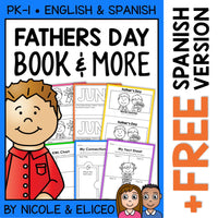 Fathers Day Activities and Book