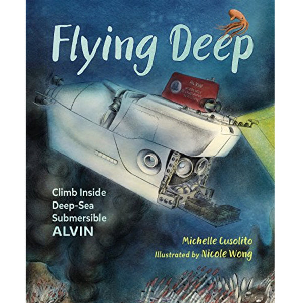 Flying Deep (Ages:5-9)