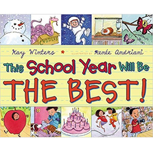 This School Year Will Be the BEST! (Ages:6-8)