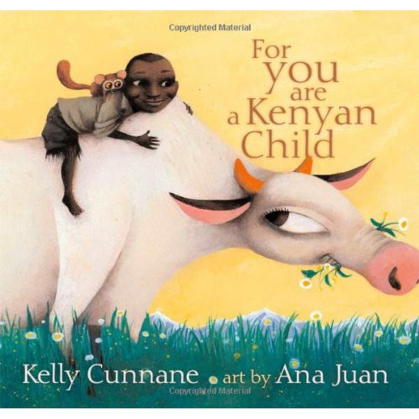 For You Are a Kenyan Child (Ages:3-8)