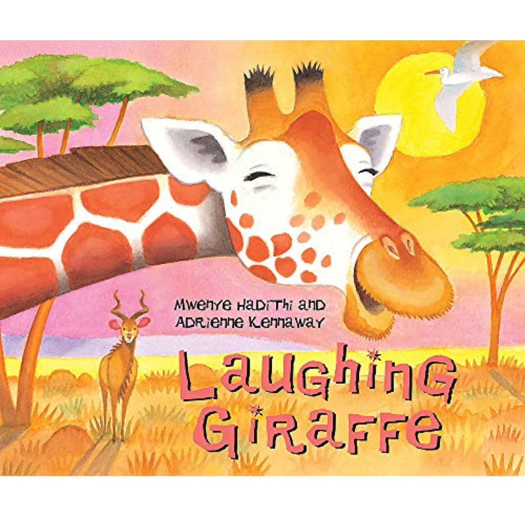 Laughing Giraffe (Ages:5-8)