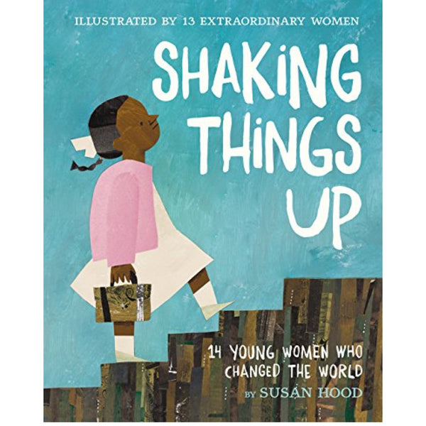 Shaking Things Up (Ages:4-8)