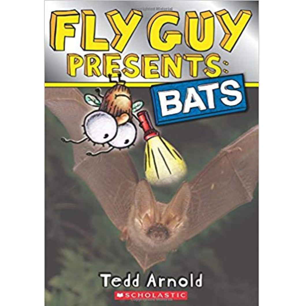 Fly Guy Presents: Bats (Ages:5-7)