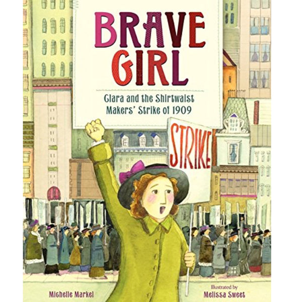 Brave Girl (Ages:4-8)