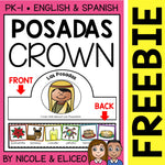 FREE Las Posadas Christmas Activity Crown Craft