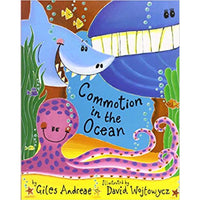 Commotion in the Ocean (Ages:5-6)