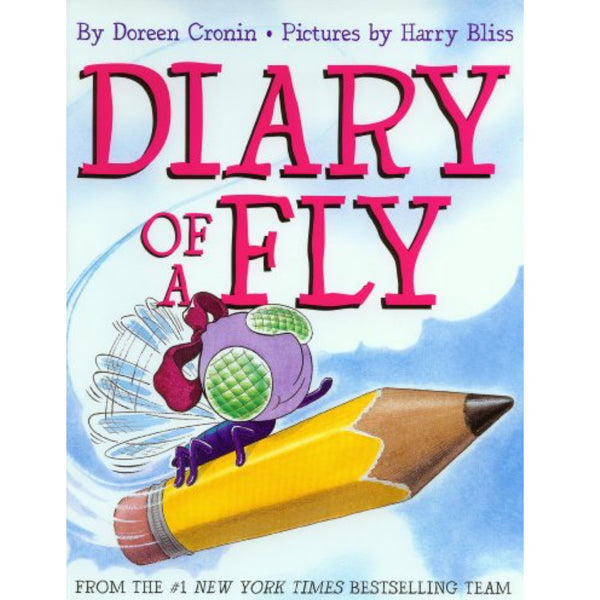 Diary of a Fly (Ages:5-6)