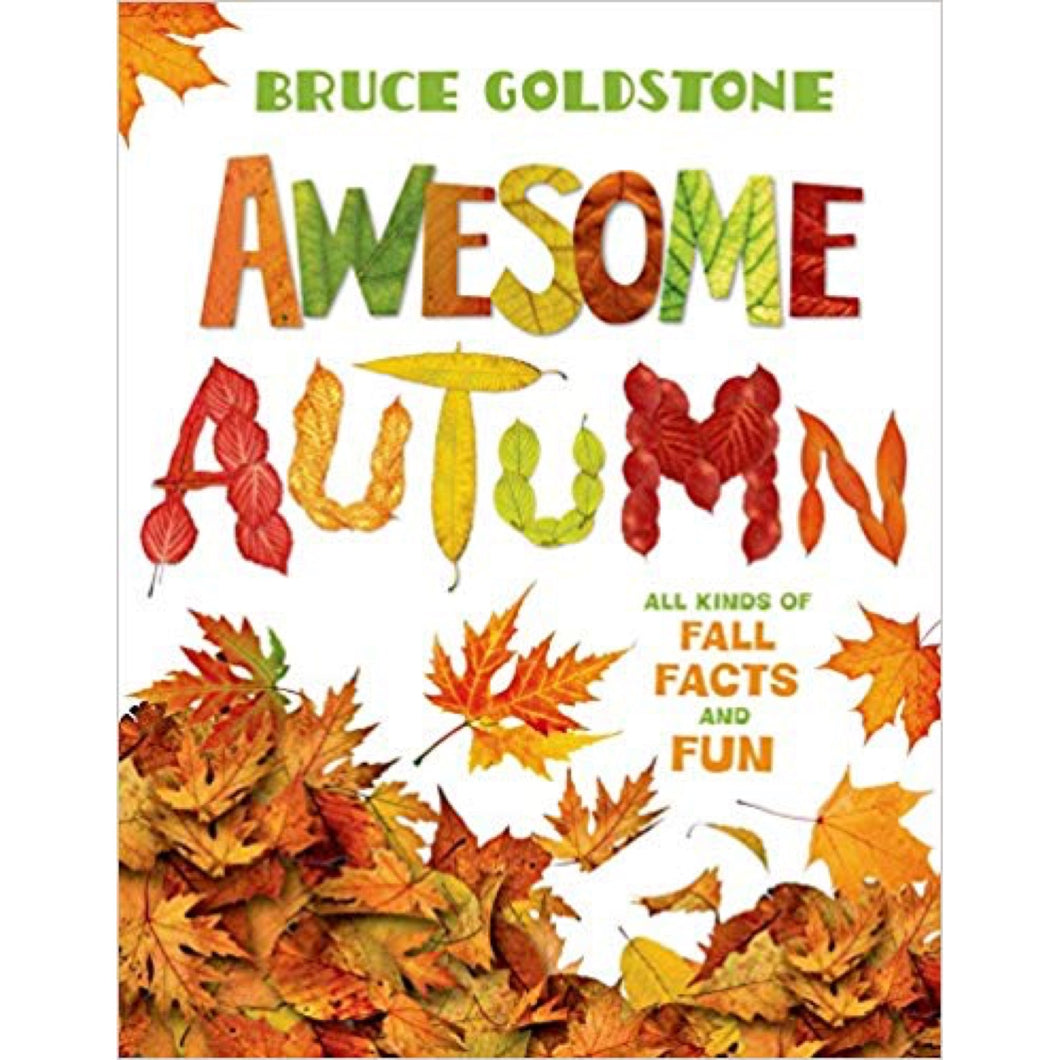 Awesome Autumn (Ages:4-8)