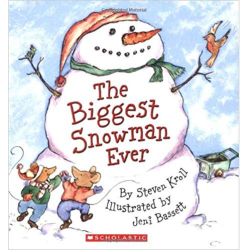 The Biggest Snowman Ever (Ages:4-8)
