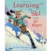 Learning to Ski with Mr. Magee (Ages:4-7)