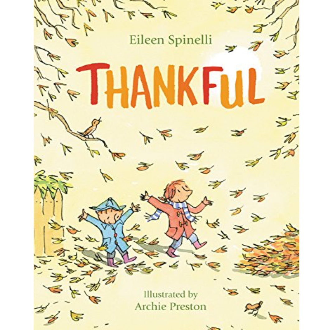 Thankful (Ages:4-8)