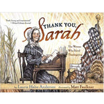 Thank You, Sarah (Ages:5-8)