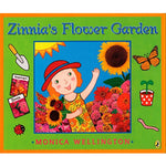 Zinnia's Flower Garden (Ages:3-7)