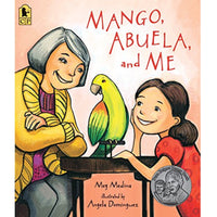 Mango, Abuela, and Me (Ages:5-8)