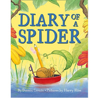 Diary of a Spider (Ages:4-8)