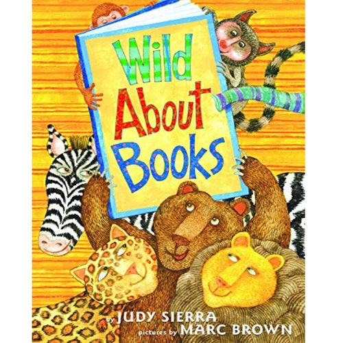 Wild About Books (Ages:3-7)