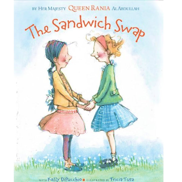 The Sandwich Swap (Ages:3-7)