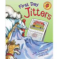 First Day Jitters (Ages:5-8)