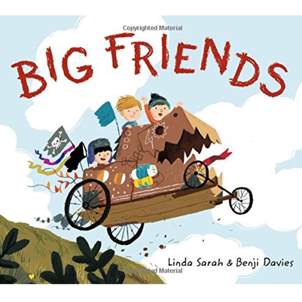 Big Friends (Ages:4-8)