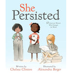 She Persisted (Ages:4-8)