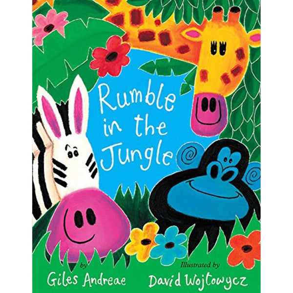 Rumble in the Jungle (Ages:5-6)