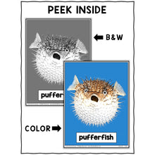 Load image into Gallery viewer, Pufferfish Close Reading Passage Activities