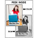 Election Day Close Reading Passage Activities