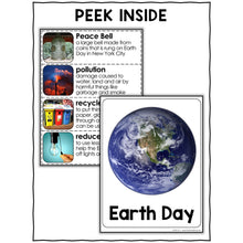 Load image into Gallery viewer, Earth Day Activities Nonfiction Unit