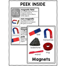 Load image into Gallery viewer, Magnet Activities Nonfiction Unit